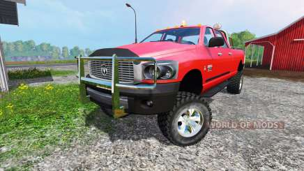 Dodge Ram 2500 Heavy Duty v1.5 for Farming Simulator 2015