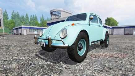 Volkswagen Beetle 1966 v1.2 [buggy] for Farming Simulator 2015