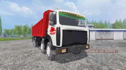 MAZ MZKT 65152 for Farming Simulator 2015