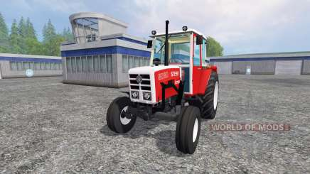 Steyr 8080H Turbo SK1 for Farming Simulator 2015