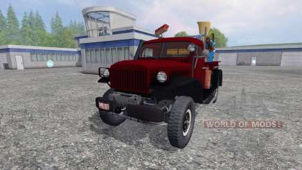 Dodge Power Wagon WM-300 [service] for Farming Simulator 2015