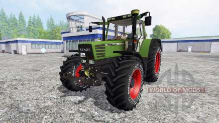Fendt Favorit 515C v0.9 for Farming Simulator 2015