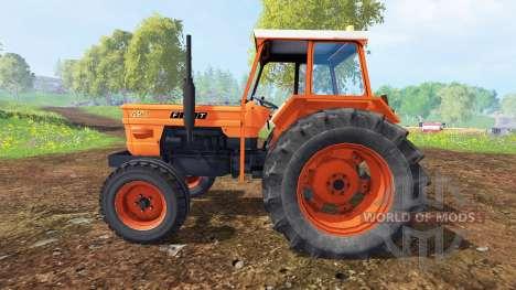 Fiat 850 [italy] for Farming Simulator 2015