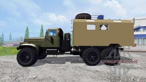 KrAZ-255 B1 [kung] for Farming Simulator 2015