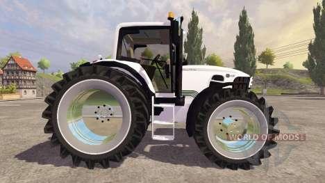 John Deere 7530 Premium [white chrom edition] for Farming Simulator 2013
