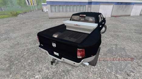 Dodge Ram 3500 v1.0 for Farming Simulator 2015