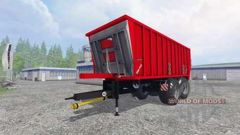 Demmler TSM 200 for Farming Simulator 2015