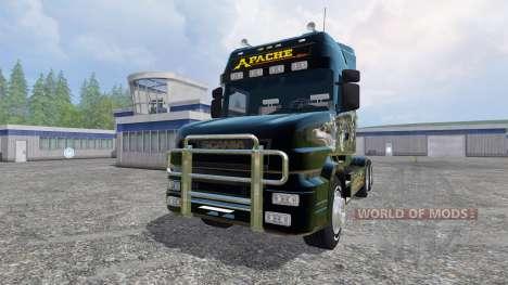 Scania T164 [Apache Demolition] for Farming Simulator 2015