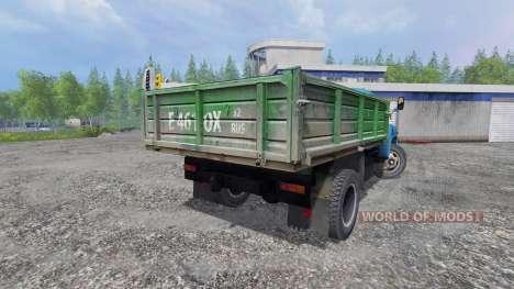 GAZ-53 for Farming Simulator 2015