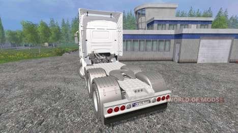 Scania R620 for Farming Simulator 2015