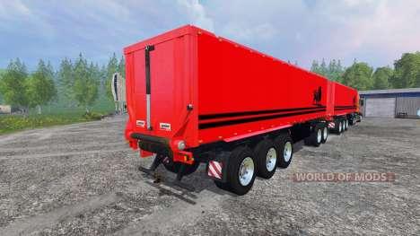 Scania T164 [long line] for Farming Simulator 2015