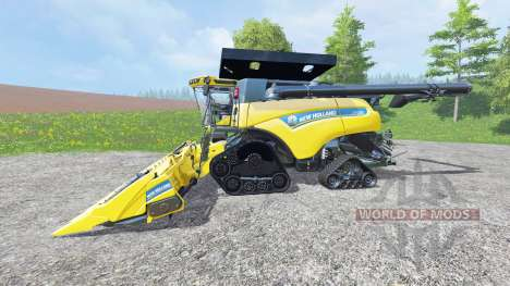 New Holland CR10.90 v3.6 for Farming Simulator 2015