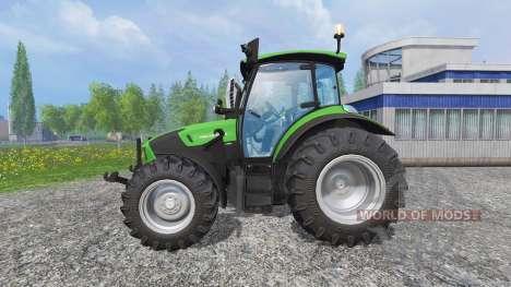Deutz-Fahr 5130 TTV FL for Farming Simulator 2015