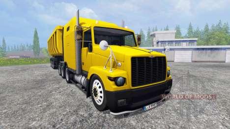 GAS Titanium v2.0 for Farming Simulator 2015