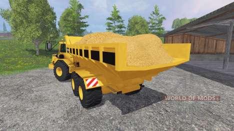 Volvo BM A25 for Farming Simulator 2015