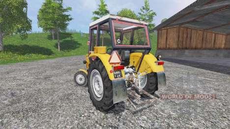 Ursus C-360 v1.1 for Farming Simulator 2015
