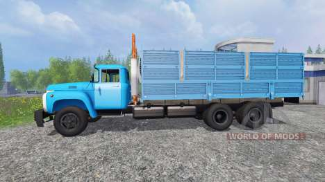 ZIL-133 GYA for Farming Simulator 2015