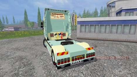 DAF XF105 v1.0 for Farming Simulator 2015