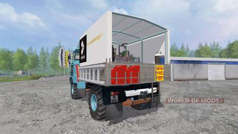 IFA W50 [service] for Farming Simulator 2015