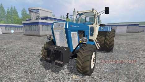 Fortschritt Zt 303C v2.6 for Farming Simulator 2015