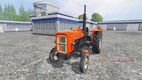 Ursus C-360 [red] for Farming Simulator 2015
