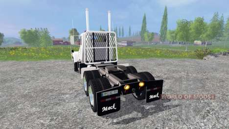 Mack RD688 for Farming Simulator 2015