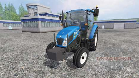 New Holland T4.75 2WD for Farming Simulator 2015