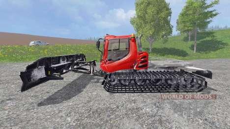 PistenBully 400 for Farming Simulator 2015