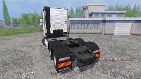 Volvo FH16 2012 v1.2 for Farming Simulator 2015