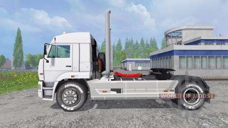 KamAZ-5460 [tuning] for Farming Simulator 2015