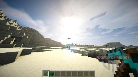 KUDA-Shaders v5.0.6 High for Minecraft