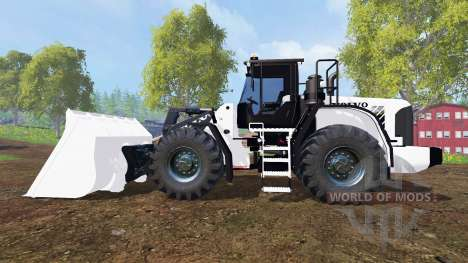 Volvo 180F for Farming Simulator 2015