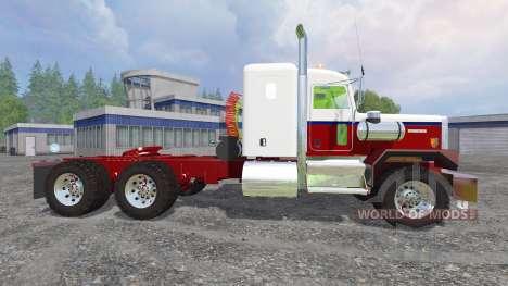 Kenworth C500M for Farming Simulator 2015