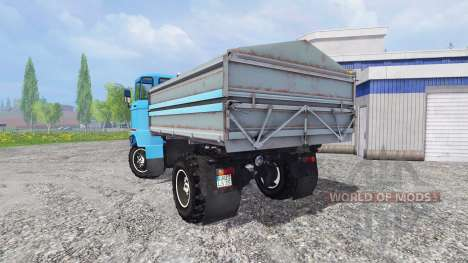 IFA W50L [grain structure] for Farming Simulator 2015