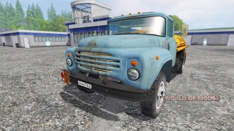 ZIL-130 [fuel] for Farming Simulator 2015