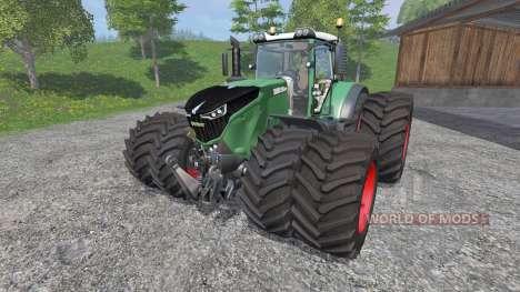 Fendt 1050 Vario [grip] v4.4 for Farming Simulator 2015