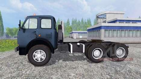 MAZ-515 for Farming Simulator 2015