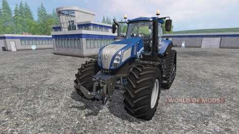 New Holland T8.435 [SmartTrax] for Farming Simulator 2015
