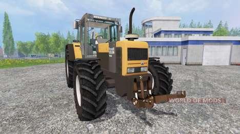 Renault 155.54 Turbo for Farming Simulator 2015