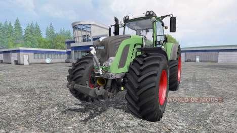 Fendt 936 Vario [Beta] for Farming Simulator 2015