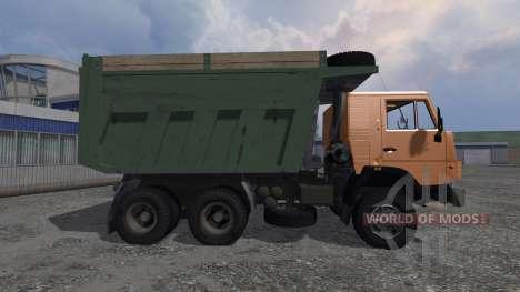 KamAZ-65115 v1.2 for Farming Simulator 2015