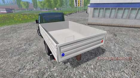 GAS-А21R22 for Farming Simulator 2015