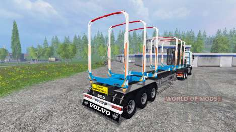 Volvo FH16 750 [forest] for Farming Simulator 2015