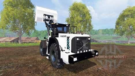 Volvo 180F for Farming Simulator 2015