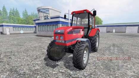 Belarus-1025.3 for Farming Simulator 2015