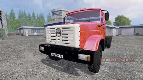 ZIL-4331 for Farming Simulator 2015