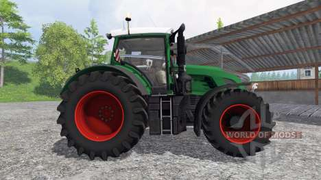 Fendt 936 Vario [update] for Farming Simulator 2015