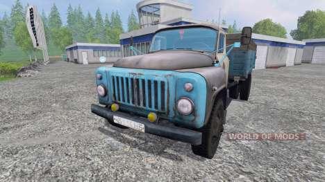 GAZ-53 v2.0 for Farming Simulator 2015