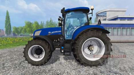 New Holland T7.170 [Blue Power] for Farming Simulator 2015