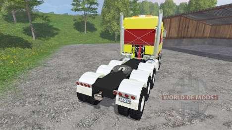 Kenworth K100 v1.1 for Farming Simulator 2015